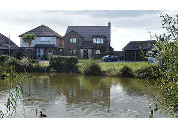 Thumbnail 5 bedroom detached house for sale in Lakeside, Lee-On-The-Solent
