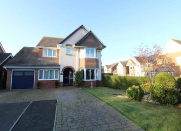 Thumbnail 4 bed detached house for sale in Ethel's Close, Gloster Meadows, Amble, Northumberland