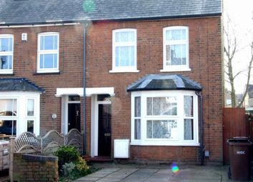 Thumbnail 3 bed end terrace house to rent in Bearton Road, Hitchin