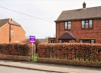 Thumbnail 3 bed end terrace house for sale in St. Vincents Close, Canterbury