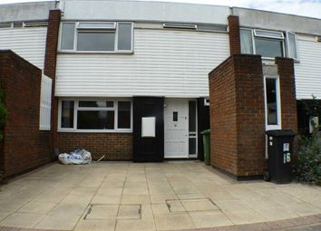 Thumbnail 3 bed terraced house for sale in Brantwood Gardens, West Byfleet, Surrey