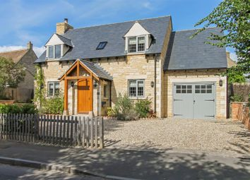 Thumbnail 3 bed detached house for sale in Stockwell Lane, Woodmancote, Cheltenham