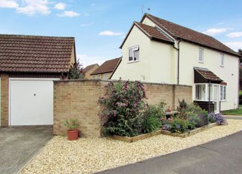Thumbnail 2 bed semi-detached house for sale in Grassmead, Thatcham