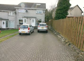 Thumbnail 2 bed end terrace house for sale in Currieside Ave, Shotts