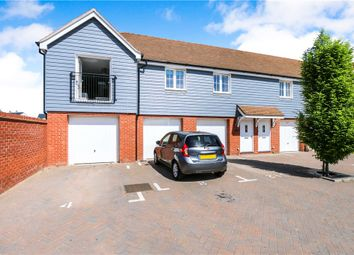 Thumbnail 2 bed flat for sale in Cutforth Way, Romsey, Hampshire