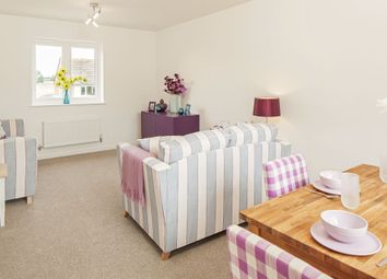 "Thumbnail 2 bedroom flat for sale in ""Amble"" at Longford Lane, Longford, Gloucester"