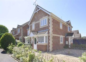 Thumbnail 1 bed end terrace house for sale in The Poplars, Chippenham, Wiltshire
