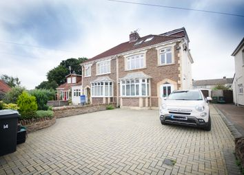 Thumbnail 4 bedroom semi-detached house for sale in Croomes Hill, Downend