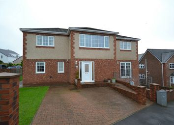 Thumbnail 5 bed detached house for sale in Manesty Rise, Low Moresby, Whitehaven, Cumbria