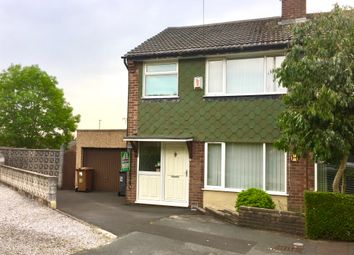 Thumbnail Semi-detached house for sale in 10 St David's Ave, Blackburn