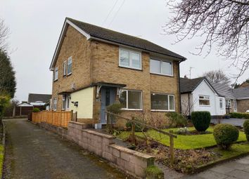 Thumbnail 2 bed flat for sale in Allerton Road, Trentham, Stoke-On-Trent, Staffordshire