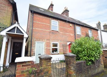 Thumbnail 3 bed end terrace house for sale in Station Road, Shalford, Guildford