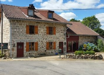 Thumbnail 3 bed farmhouse for sale in Saint-Junien-La-Bregère, Limousin, 23400, France