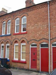 Thumbnail 2 bedroom terraced house to rent in Edward Road, Clarendon Park, Leicester