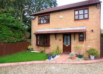 Thumbnail 4 bed detached house for sale in Middlecroft Drive, Strensall, York