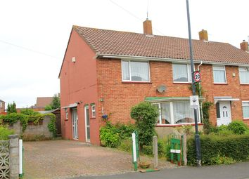 Thumbnail 4 bedroom end terrace house for sale in Eastridge Drive, Bishopsworth, Bristol