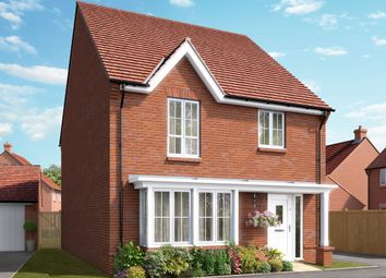 "Thumbnail 4 bedroom detached house for sale in ""The Oxford"" at Boorley Green, Winchester Road, Botley, Southampton, Botley"