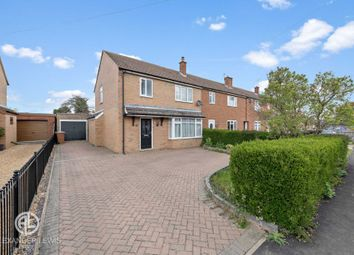 Thumbnail 3 bed semi-detached house for sale in St Katherines Close, Ickleford, Hitchin