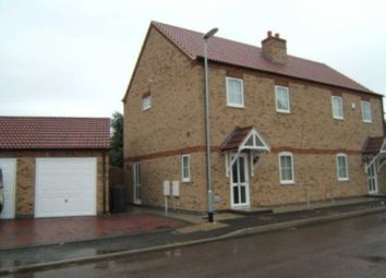 3 bed semi-detached house for sale in Hortonfield Drive, Washingborough, Lincoln LN4