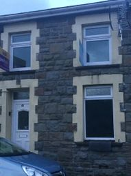 Thumbnail 3 bed terraced house to rent in Bryn Wyndham Terrace, Treherbert, Treoechy