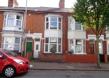 Thumbnail 3 bedroom terraced house to rent in Norman Street, Leicester