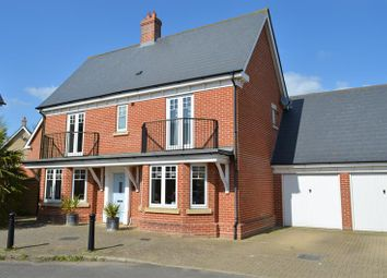 Thumbnail 4 bed detached house for sale in Pattinson Walk, Great Horkesley, Colchester