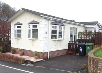 Thumbnail 2 bedroom mobile/park home for sale in Railway Road, Cinderford
