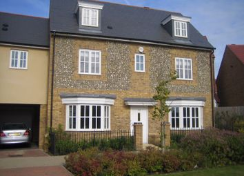 Thumbnail 5 bed detached house to rent in Hidcote Drive, Westcroft, Milton Keynes, Buckinghamshire