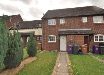 Thumbnail 2 bedroom terraced house for sale in Page Close, Baldock