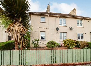 Thumbnail 2 bed flat for sale in Strathore Road, Thornton, Kirkcaldy, Fife