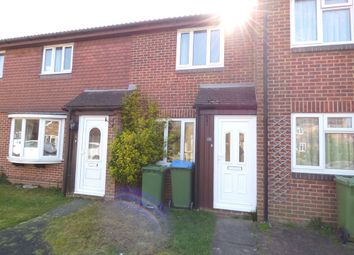 Thumbnail 2 bed terraced house to rent in Grassymead, Fareham