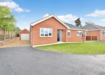 Thumbnail 3 bed detached bungalow for sale in Kabin Road, Costessey