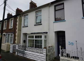 Thumbnail 3 bed end terrace house to rent in Plas Y Gamil Road, Goodwick, Pembrokeshire