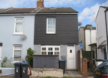 Thumbnail 3 bed end terrace house to rent in Howard Street, Worthing
