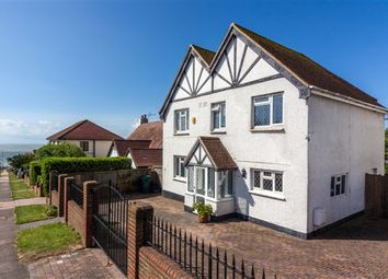 Thumbnail 4 bed detached house for sale in Cranleigh Avenue Rottingdean, Brighton