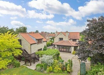 Thumbnail 5 bed detached house for sale in Prospect House, Main Street, Wombleton, York