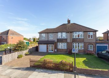 Thumbnail 3 bed semi-detached house for sale in Chapel Farm Road, London