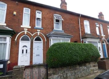 Thumbnail 2 bedroom terraced house for sale in Addison Road, Kings Heath, Birmingham, West Midlands