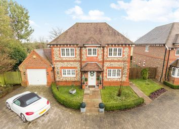 Thumbnail 5 bedroom detached house to rent in Blandys Lane, Upper Basildon, Reading
