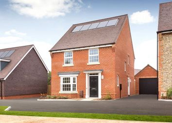 Thumbnail 4 bed detached house for sale in Oakhill Gardens, Gravel Hill, Swanmore