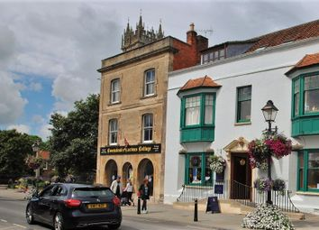 Thumbnail 1 bed flat for sale in High Street, Glastonbury
