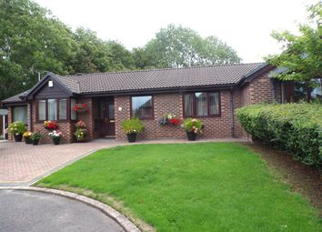 Thumbnail 3 bed bungalow for sale in Denby Close, Lostock Hall, Preston
