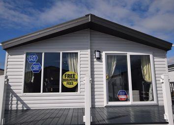Thumbnail 2 bedroom lodge for sale in Eastbourne Road, Pevensey Bay, Pevensey