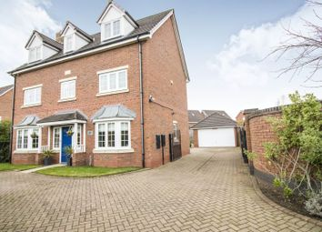 Thumbnail 5 bed detached house for sale in Savannah Place, Warrington