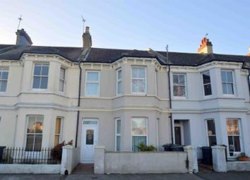 Thumbnail 4 bed terraced house for sale in Gilbert Road, Eastbourne