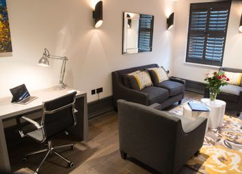 Thumbnail 1 bed flat to rent in Garrick Street, London