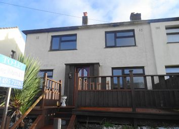 Thumbnail 3 bed semi-detached house to rent in Bryn Carno, Rhymney, Tredegar