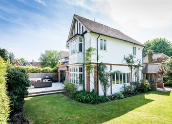 Thumbnail 4 bed property for sale in Russell Close, Walton On The Hill, Tadworth