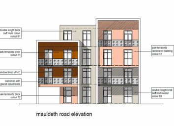 Thumbnail Land for sale in Mauldeth Road, Fallowfield, Manchester