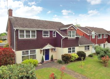 Thumbnail 4 bed detached house for sale in Easthampstead Road, Wokingham, Berkshire